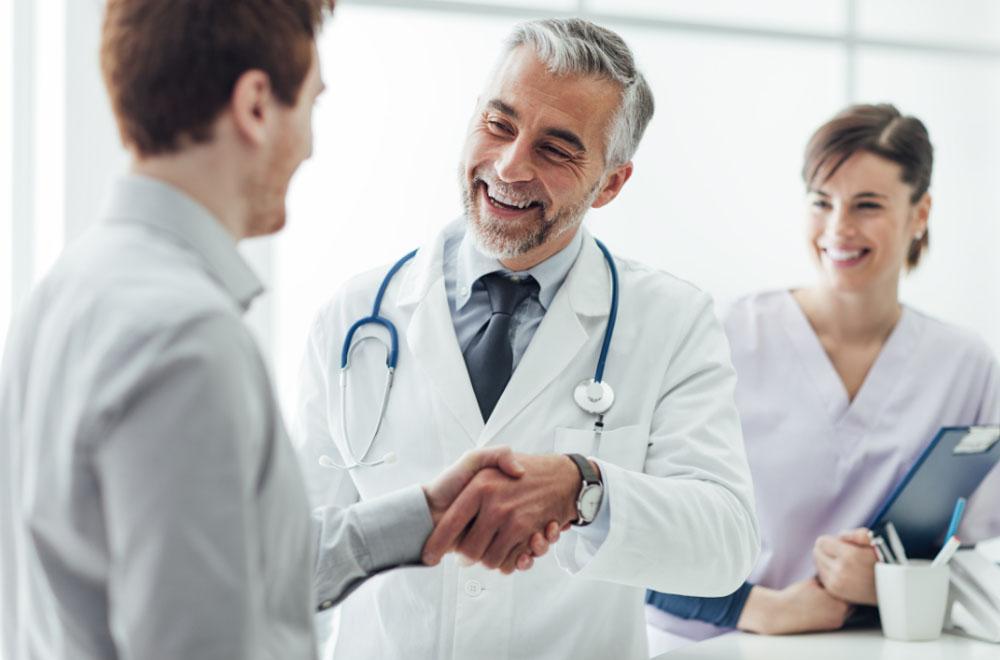 médecin-patient